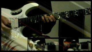 TURBO LOVER (Guitar Solo Cover) - Judas Priest