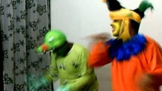 """Gulu e Zoião Dançam """"De Olho no Peru"""""""