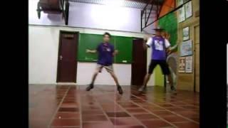 A dança do Tiro Liro Liro