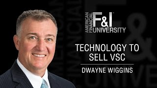 Technology To Sell VSC