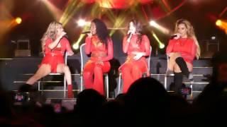 We know -Fifth Harmony Live at Universal Mardigras Orlando HD