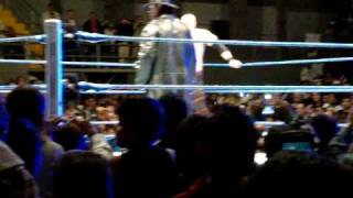 UNDERTAKER AL RING FEB 14 2010.MPG