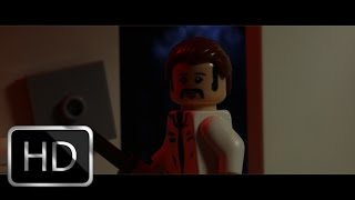 The Belko Experiment Trailer in LEGO