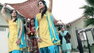 Harpreet & Manpreet Sikh Wedding- Reception Demo New