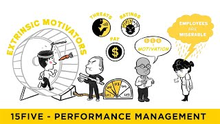 Performance Management Says People are Lazy?