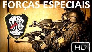 Brazilian Special Forces   Forças Especiais Brasileiras HD Brazilian Special operations