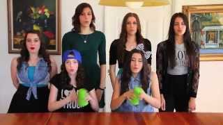 """""""Cups"""" from Pitch Perfect by Anna Kendrick - Cover by CIMORELLI! lyrics"""