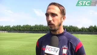 ANTONIO MAZZOTTA DIFENSORE FC CROTONE