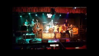 SALTA LA BANCA : 11 PALADIN : MAKENA ( ROCK AND POP ) : 28-04-2016