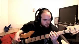 Billy Squier - The Stroke bass cover