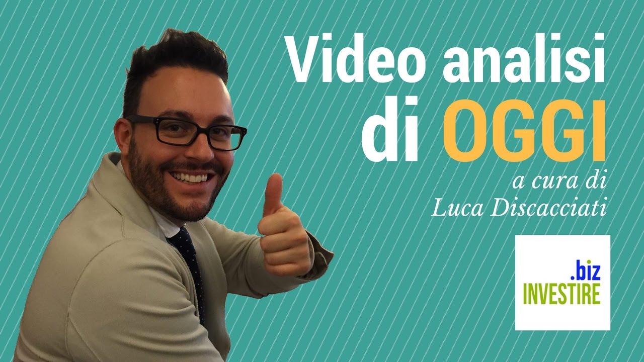 Video analisi di OGGI - Ingresso perfetto su EUR/USD