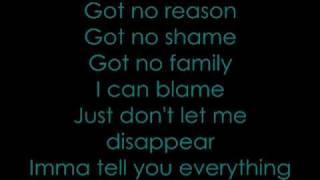 Secrets - OneRepublic (lyrics on screen)