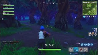"Fortnite: Battle Royale | ""Say something, I'm giving up on you🎵"" #1"