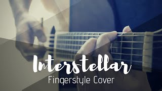 Interstellar Main Theme - Fingerstyle Acoustic Guitar Cover