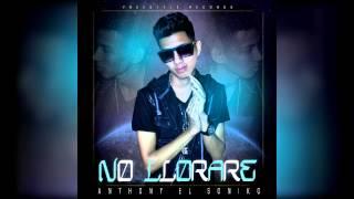 Anthony El Soniko - No llorare (Audio) Reggaeton 2015