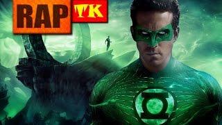Rap do Lanterna Verde (Hal Jordan) // TK RAPS