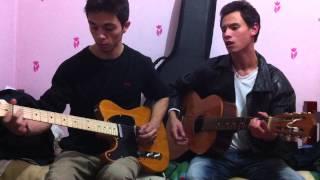 Arctic Monkeys - Crying Lightning (Cover por Giovane e João)
