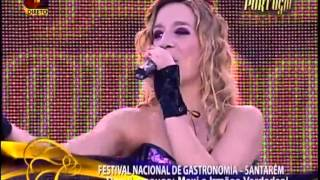Joana - No escurinho não dá (Festival da Gastromomia - Santarém )