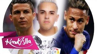 🔴Cristiano Ronaldo e Neymar Jr - MC G15 - Cara Bacana - Problematico e um Pouco Ciumento (DJ Jorgin)