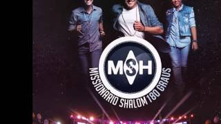 Eu quero tua vontade -  Missionário Shalom  (Ao vivo)