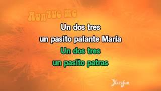 Karaoké 1, 2, 3 Maria - Chico & The Gypsies *