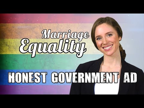 Honest Government Advert | Marriage Equality Plebbyshite