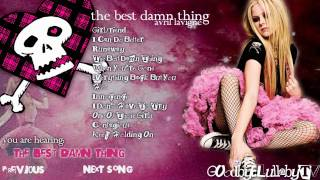 """The Best Damn Thing"" - Avril Lavigne (DOWNLOAD + LYRICS) - Online Interactive Album"