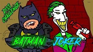 BATMAN - JOKER DISS CHALLENGE | Анимация