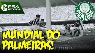 IMAGENS INÉDITAS do MUNDIAL do Palmeiras em 1951   100 MIL pessoas no Maracanã (11/11/18)