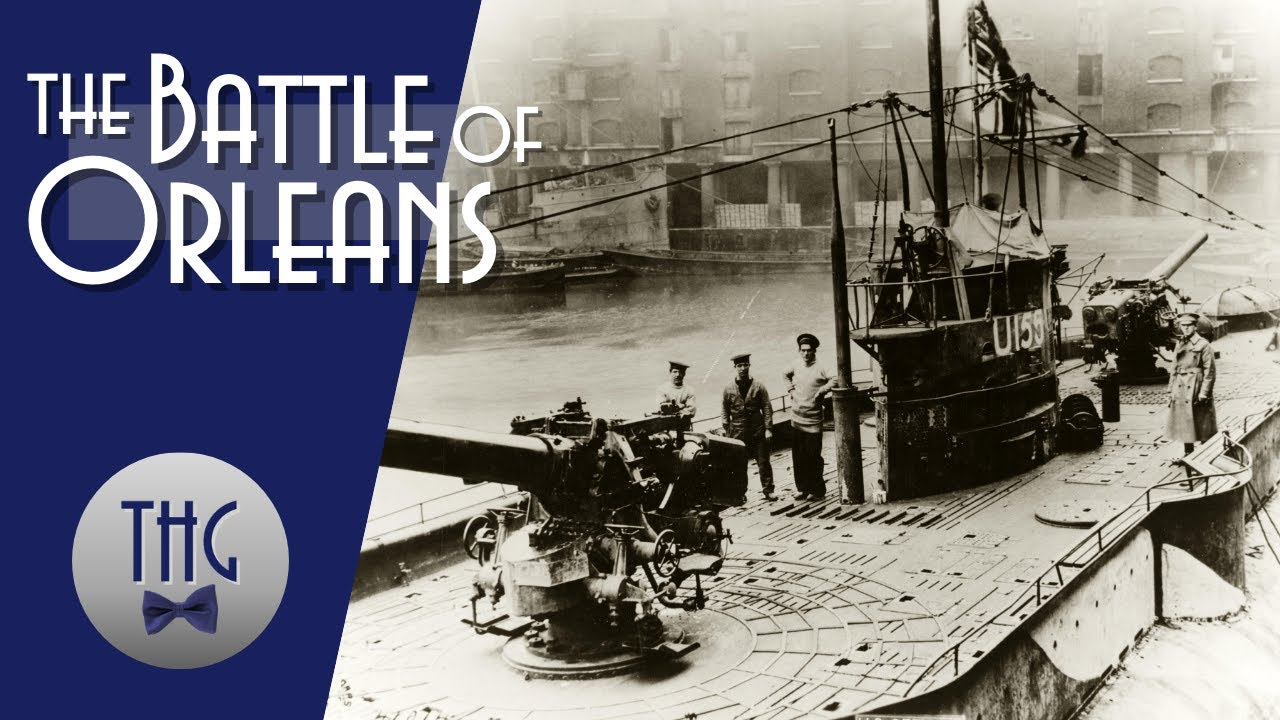 SM U-156 and the Battle of Orleans