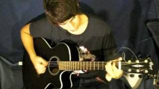Tokio Hotel - Monsoon- Cover singing by Guille