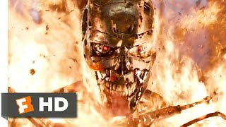 Terminator Genisys (2015) - T-800 is Back Scene (3/10) | Movieclips