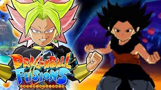 How To Unlock Super Saiyan In Dragon Ball Fusions!