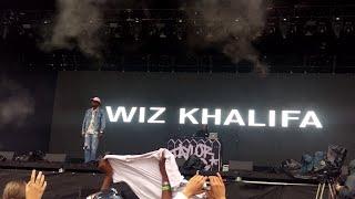 Wiz Khalifa - Black and Yellow (Live@Bråvalla) 4K