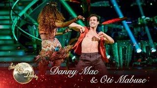 Danny Mac & Oti Mabuse Samba to 'Magalenha' by Sergio Mendes - Strictly Come Dancing 2016: Week 10