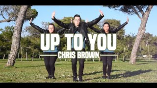 Rui Alves | Chris Brown - Up To You Choreography