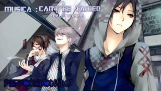 Nightcore - Can't Be Tamed(Male version)