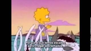 Trecho de Os Simpsons   Contos da Carochinha
