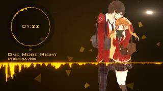 [Nightcore] One More Night ~ Maroon 5 - Alex Goot & Friends (7 Youtuber Collab!)