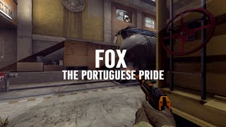 "Ricardo ""fox"" Pacheco - The Portuguese Pride"