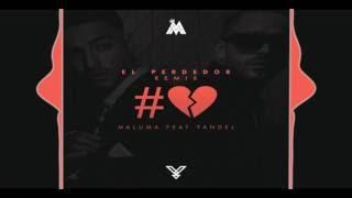#💔 Maluma ft. Yandel- El Perdedor |HD| (Remix) ✔✔ [BASS BOOST]