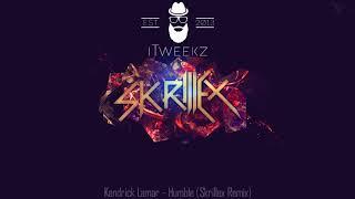 Kendrick Lamar - Humble (Skrillex Remix) [Bass Boosted]