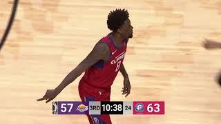 Jamel Artis (21 points) Highlights vs. South Bay Lakers