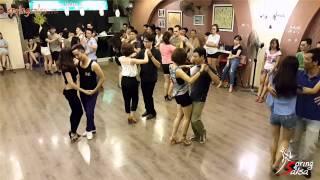 Workshop Bachata Sensual: Ngoc Nam & Bich Ngoc (No hay Imposibles - Ephrem J)