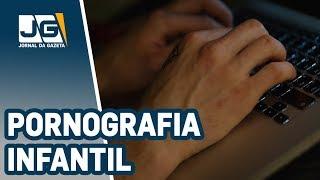 Megaoperação contra pornografia infantil prende mais de 60 pessoas