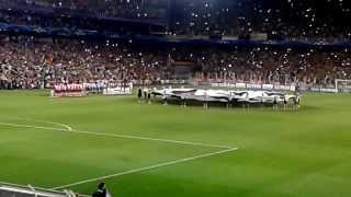 Fenerbahçe-Arsenal Champions League Anthem