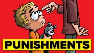 WORST Punishments Kids Received From Their Parents