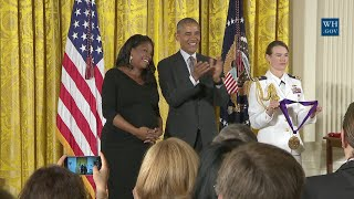 Oops - Audra McDonald Eventually Gets National Medal of Arts