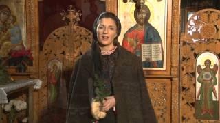 Ana Maria Gherghel  - Colindă -Du-te pasăre şi zboară