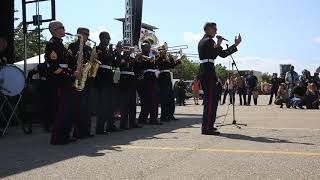Marines rap Lose Yourself by Eminem
